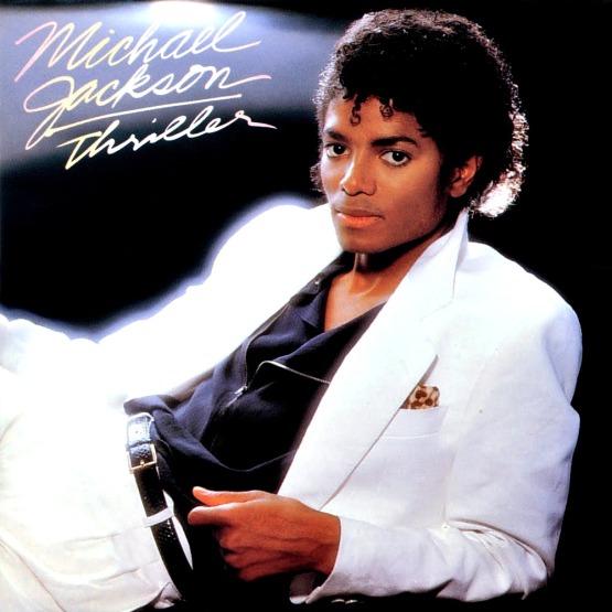 'Thriller' (1982), de Michael Jackson es el disco más vendido de la historia con alrededor de 65 millones de copias.