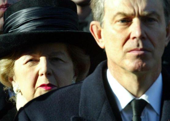 """Tony Blair, """"el mejor invento de Margaret Thatcher"""""""