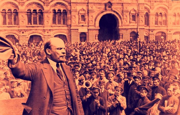 Lenin acompañado de sus primos más allegados (vía flickr)