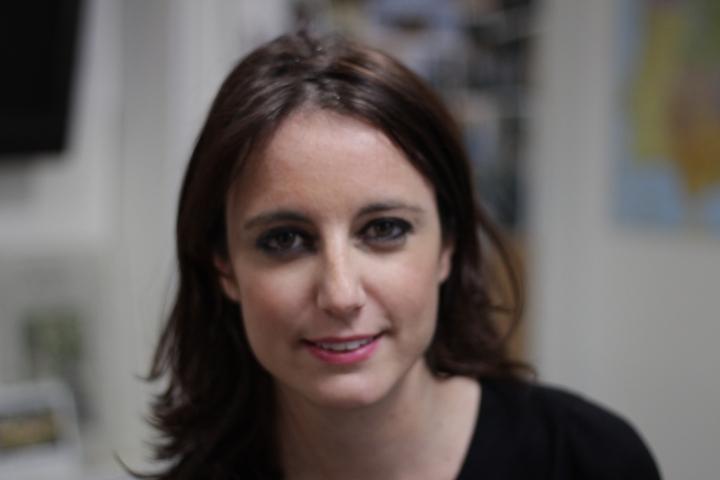 Andrea Levy Entrevista