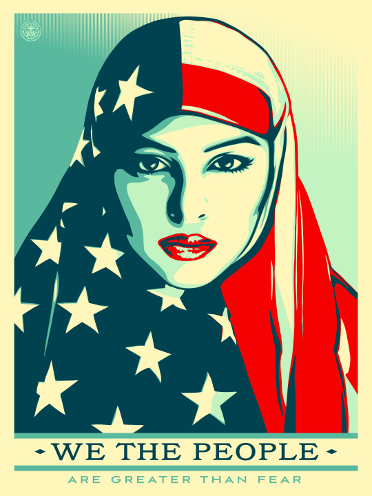 Hope, por Shepard Fairey